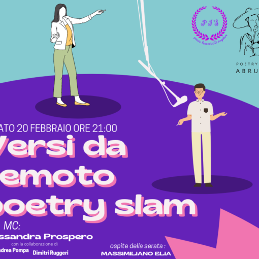 versi da remoto poetry slam