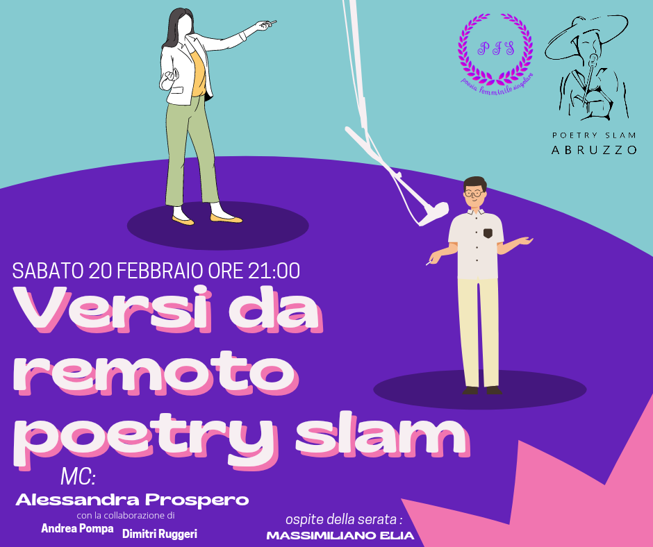 versi da remoto poetry slam